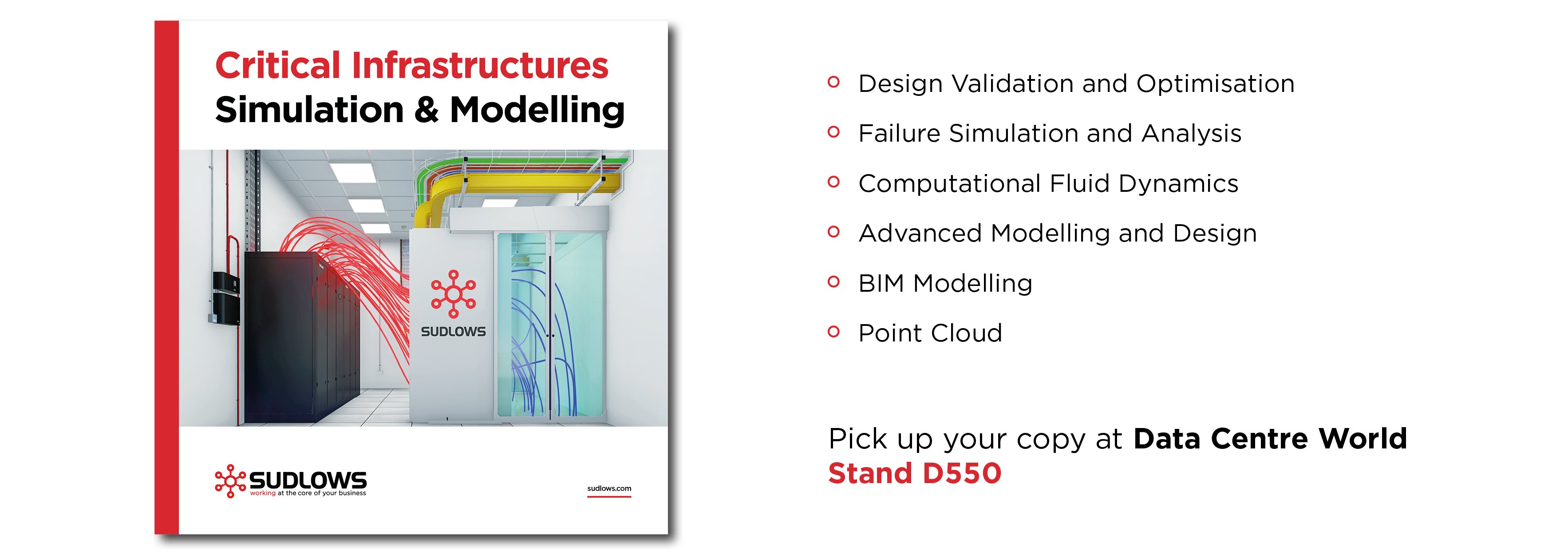 Simulaation and Modelling brochure